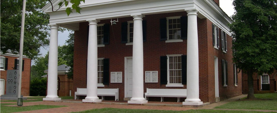 Goochland courthouse
